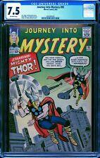 Journey into Mystery #95 CGC 7.5 -- 1963 -- Kirby cvr Thor vs Thor #2041691002