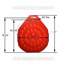 Fortuna 4/36 Rounding Plate. Stamp 5. . 36-Part. S066-F5.