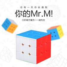 SS 3x3x3 Magnetic Speed Contest Magic Cube Twist Puzzle  Fancy Toys Dermatoglyph