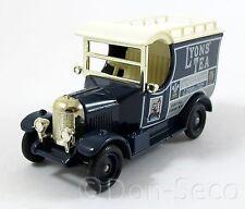 LLEDO Days Gone 50000 1926 Morris Bull NOSE Lyon 's tea-Die Cast Göde