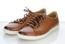 49-42 NEW $150 Men's Sz 10 M Cole Haan Grand Crosscourt II Leather Sneakers