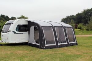 Outdoor Revolution Sportlite Air 400 Inflatable Caravan Porch Awning NEW 2021