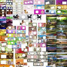 Mug Templates Mega Pack Template/Background/Font/Images 3100+IMAGES ON 3 DVDS