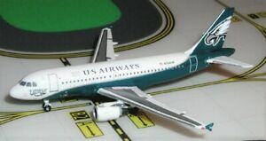 Gemini Jets US Airways A319 NFL Philadelphia Eagles N709UW 1/400 Diecast Model