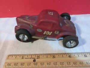 Vintage Hot Rod Roadster Slot Car No Idea What it is - As Is Untested