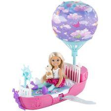 Mattel Barbie DWP59 - Dreamtopia Chelseas Traumboot