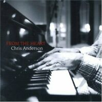 Chris Anderson - From The Heart [CD]