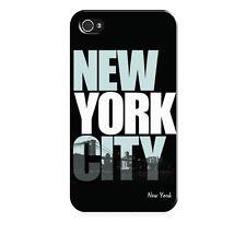 ►► Coque HYBRIDE (contour Silicone) IPHONE 4-5-5C-6-6+ // New York City // NYC