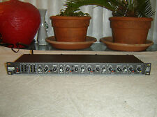 Rane PE17, Early Grayface Version, 5 Band Parametric Equalizer, Eq, Vintage Rack