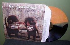 """Hot Water Music """"Fuel For the Hate Game"""" LP OOP Chuck Ragan Against Me!"""