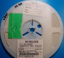 0805 Resistor 33.2K Ohm 1% Reel, RC0805FR-0733K2, 5000pcs