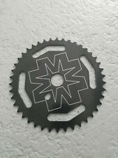 Mongoose Bmx 41T Chainring, Sprocket, mid-school Black.