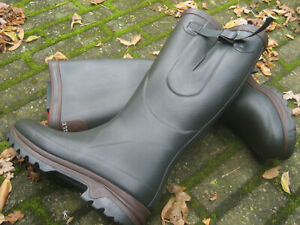 Aigle Parcours ISO- Gummistiefel- Jagdstiefel- Stallstiefel- Gr. 45- Top Zustand