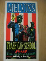 Melvins - original USA Poster von TAZ