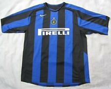 INTER MILAN ITALY jersey by NIKE UNIQUE 2005-2006 /men/multi-colur/ XL