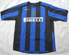 INTER MILAN ITALY jersey by NIKE UNIQUE 2005-2006 /men/multi-colur/ XL