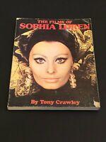 Sophia Loren The Films Of Signed Autograph 1st Edition British Large Book JSA