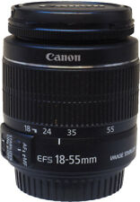 Canon EF-S 18-55mm F3.5-5.6 II IS Lens