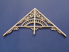 1:24 Dollhouse Miniature Scale Victorian Gable