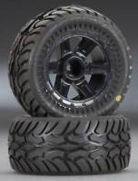 Pro-Line 1071-11 Dirt Hawg I Off-Road Mounted Tires 1/16 (2)