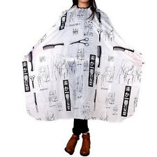 Hair Salon Cutting Barber Hairdressing Cape for Haircut Hairdresser Apron TCeV