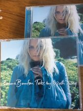 EMMA BUNTON - TAKE MY BREATH AWAY CD + DVD SINGLE spice girls + postcards