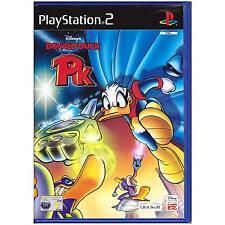 PLAYSTATION 2 DONALD DUCK PK DISNEY'S PAL PS2 [UVG] DISNEY YOUR GAMES PAL