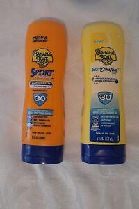 banana Boat   suncreen lotion  SPF 30 OR FOR MEN