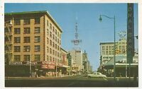 North Central Ave PHOENIX AZ Vintage Arizona Postcard