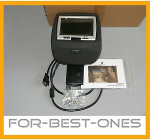 Porsche Cayenne 955 957 958 Monitor für CD Spieler PRSE aus Entertainment Set