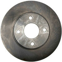 Disc Brake Rotor-Non-Coated Front ACDelco Advantage 18A680A