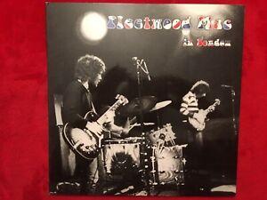 FLEETWOOD MAC IN LONDON   LP  2010  LILITH  LR-311  BLUES / ROCK  33RPM  UK   NM