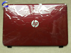 New For HP 15-G 15-R 250 255 G3 LCD Back Rear Top Cover Lid Red 760964-001