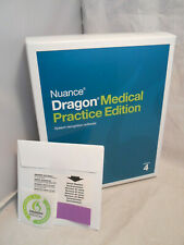 Nuance Dragon Medical Practice Edition Version 4 Software Only - No Headset (#5)