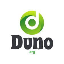 Duno.org - 4 Letter Domain | $2,319 GoDaddy Value