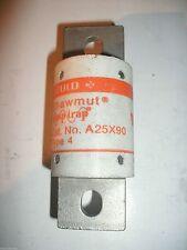 FERRAZ SHAWMUT GOULD AMP-TRAP A25X90-4 SEMICONDUCTOR FUSE