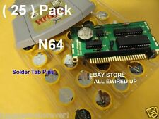 25 Nintendo N64 Video Game System Batteries Battery LOT #EO8