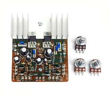1 pc UN P-210 Po= 8W + 8W + Tone Power Amplifier TDA2003 IC Working = DC8~18V