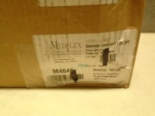 New listing Medegen Medical Product M4646 Spouted Specimen Container W/Printed Lid, 8 oz-500