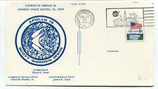 1971 Launch Apollo 15 Kennedy Space Center Scott Worden Irwin NASA Space Cover