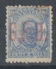 TONGA 1893 OFFICIAL 8d. MNG (ID:243/D59309)