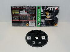 Grand Theft Auto 2   GTa2  Sony PlayStation 1   1999