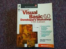 Microsoft Visual Basic 6.0 Developer's Workshop - 5th Edition