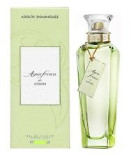 AGUA FRESCA DE AZAHAR de ADOLFO DOMINGUEZ - Colonia / Perfume 60 mL - Mujer
