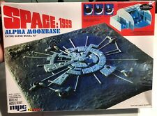 MPC Space 1999 Alpha Moon Base NEW FS Model Kit 'Sullys Hobbies'