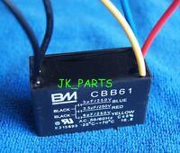 UL CBB61 Ventilateur de plafond Condensateur 3uf+3.5uf+6uf 5 Wire 250VAC BM