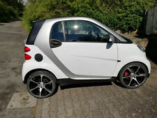 Smart ForTwo, Smart For Two, Smart coupe 451, Sportfelgen, Passion