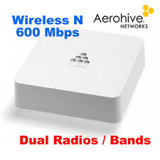 Aerohive Network AP120 802.11n 600Mbps Wireless Access Point MIMO Dual Radios