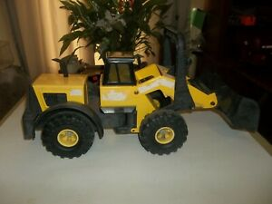 Vintage Pressed Steel Tonka Pay Loader Construction Toy XMB-975 Vehicle !