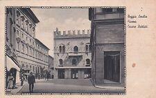 REGGIO EMILIA - Piazza Cesare Battisti 1943
